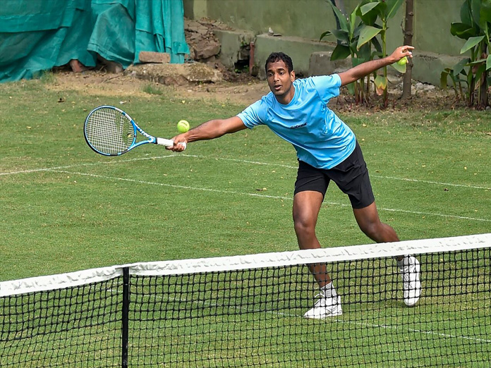 Looking forward to make most of my good run in Davis Cup: Prajnesh