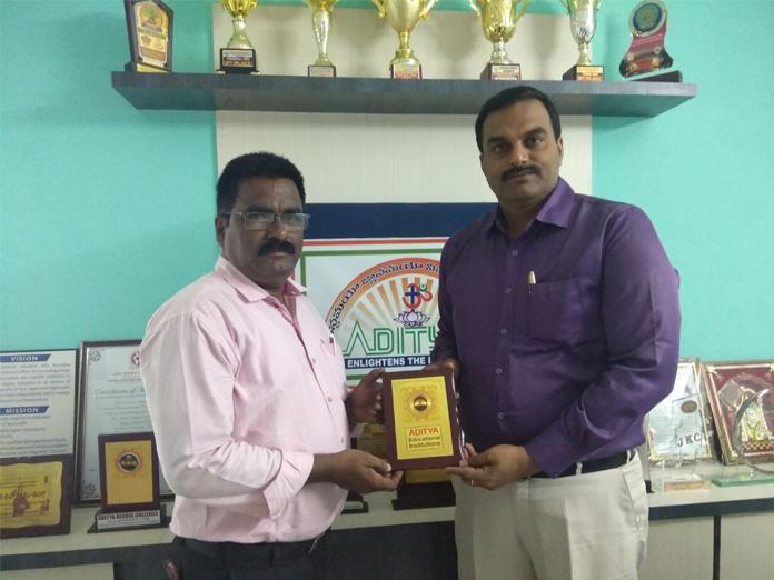 Andhra Varsity awards PhD