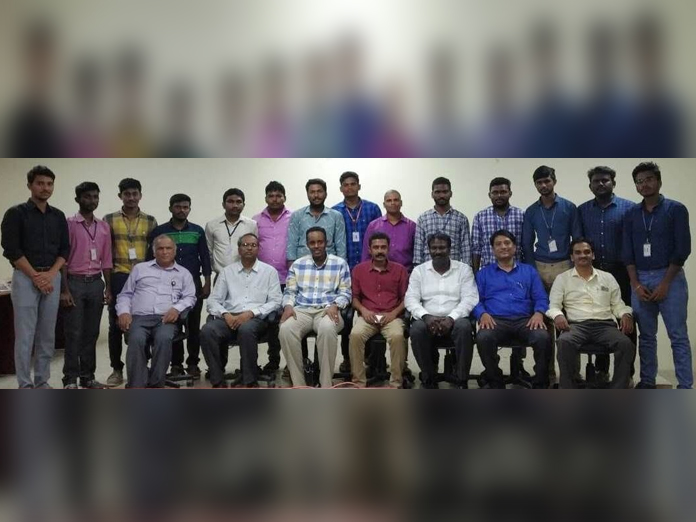 23 QIS college students get placements