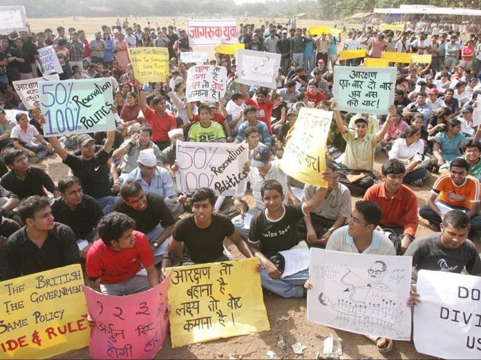 Will quota help NDA return to power?