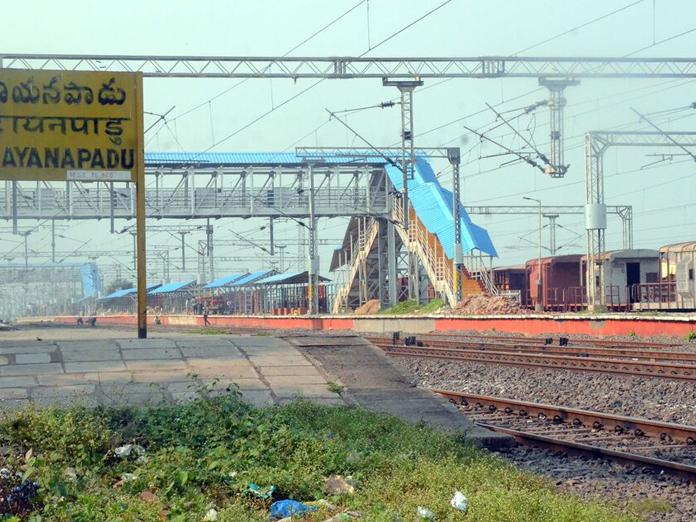 Rayanapadu railway station to turn satellite from April