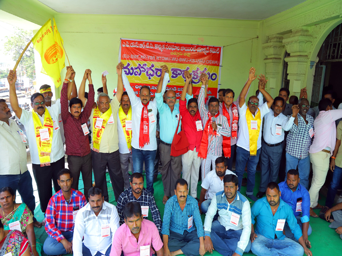 APSRTC unions gear up for strike from Feb 6
