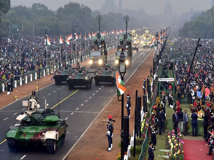 What use, Republic Day parade?