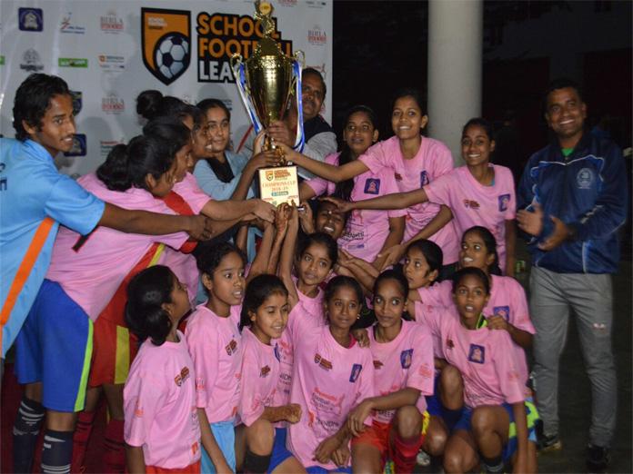 Pudami Karvy, Karwan Govt Schools emerge champions