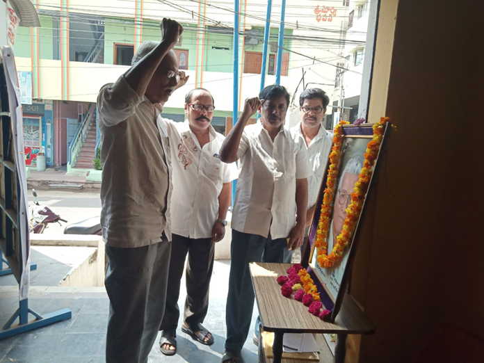 Tributes paid to George Fernandes