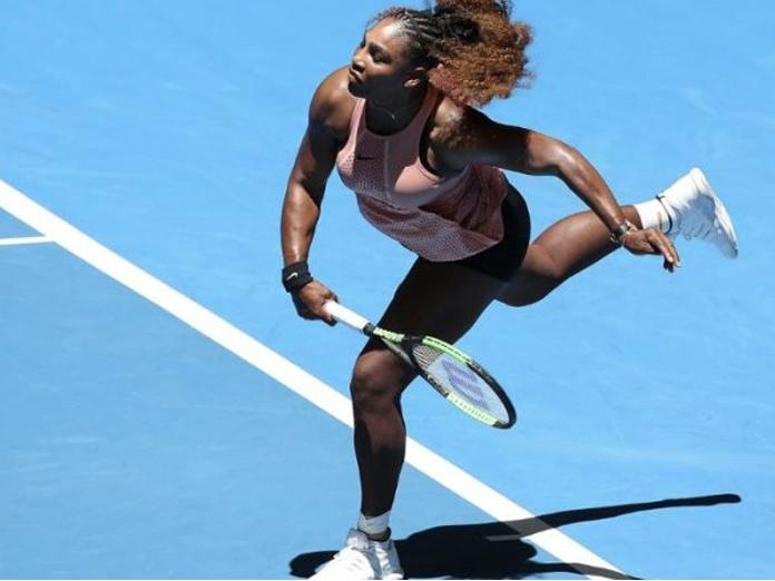 Serena Williams, Karolina Pliskova advance to second round of Australian Open