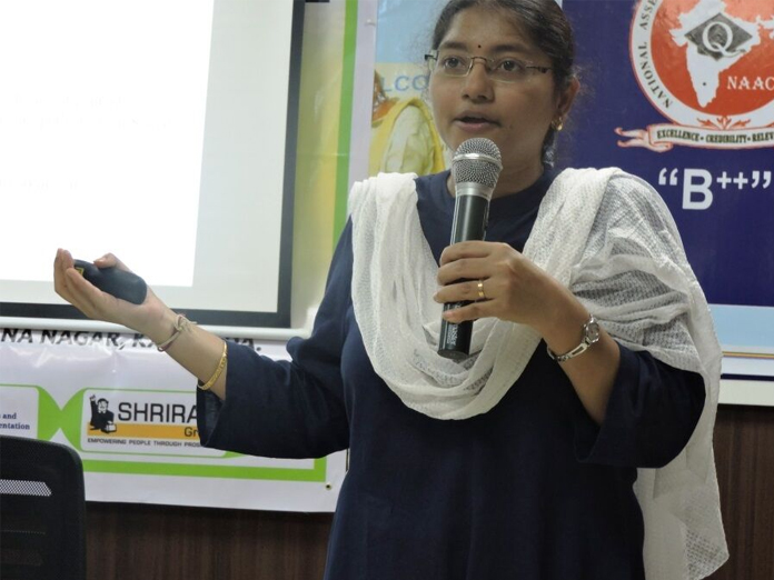 Session on trends in computer science held