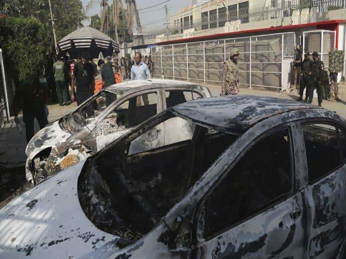 Pak says main facilitator of attack on Chinese consulate arrested in Sharjah