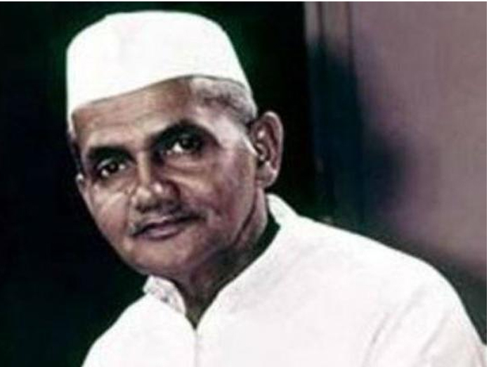 Today is Shastri's death anniversary
