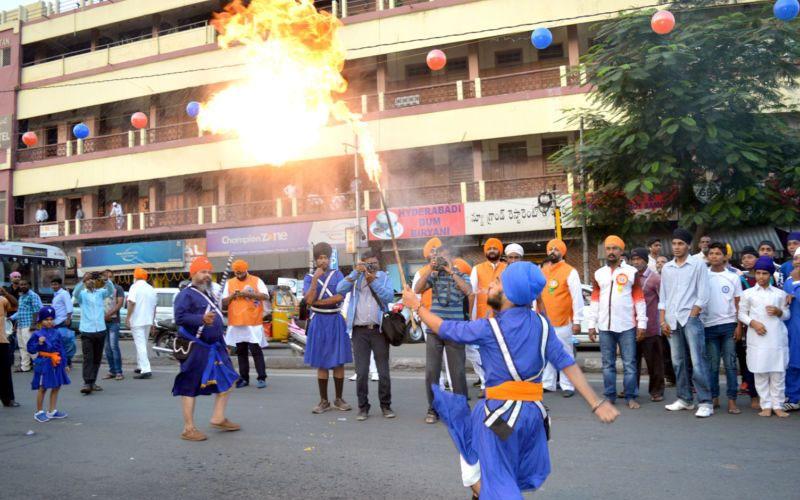 Sikhs to celebrate 352nd birthday celebrations of Sri Guru Gobind Singh
