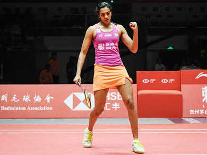 Confident PV Sindhu, all set to rule the new season