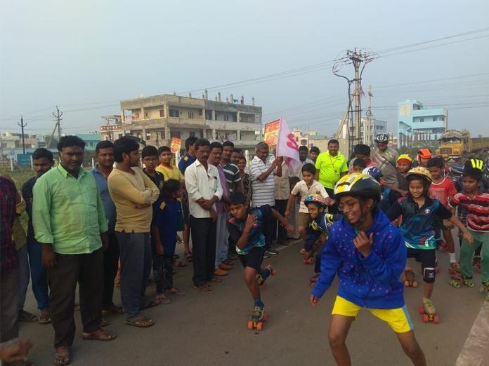 Sports competitions held in Vijayawada