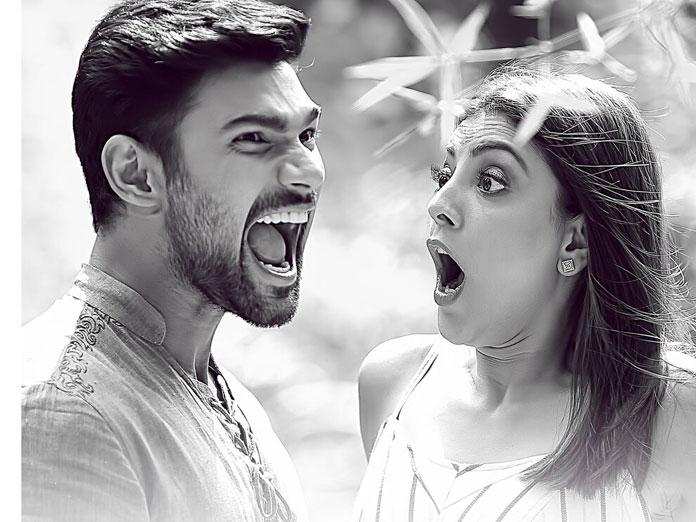 Sreenivas Kajal in ecstatic mood