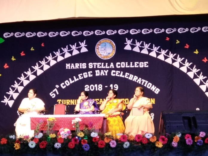 Annual day celebrations held at Maris Stella