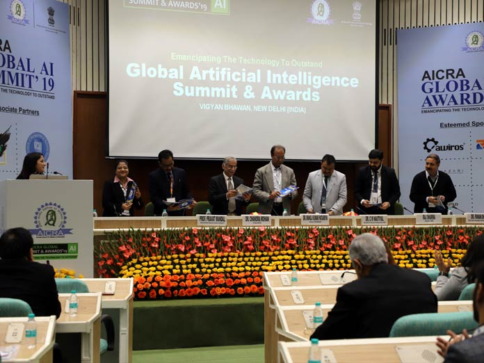 Global AI Summit 2019 and Launch of FutureTech Magazine