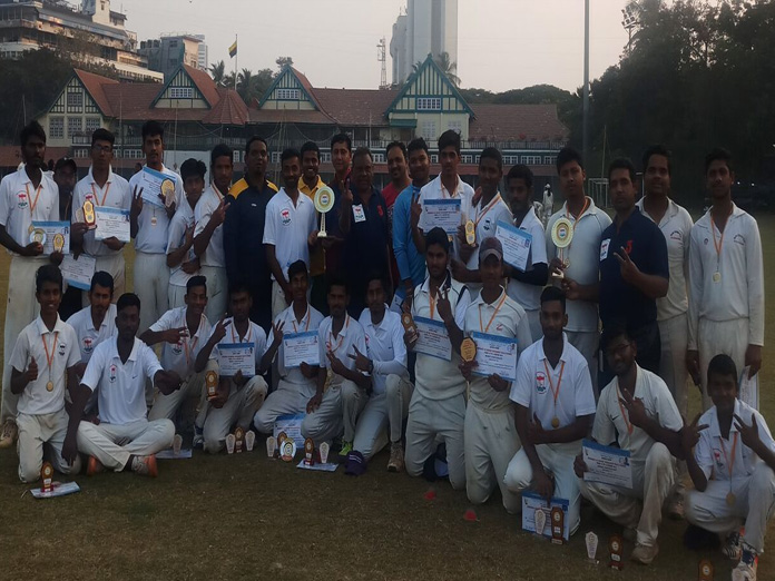 ECDG Rest XI thrash Young Achievers side to lift crown