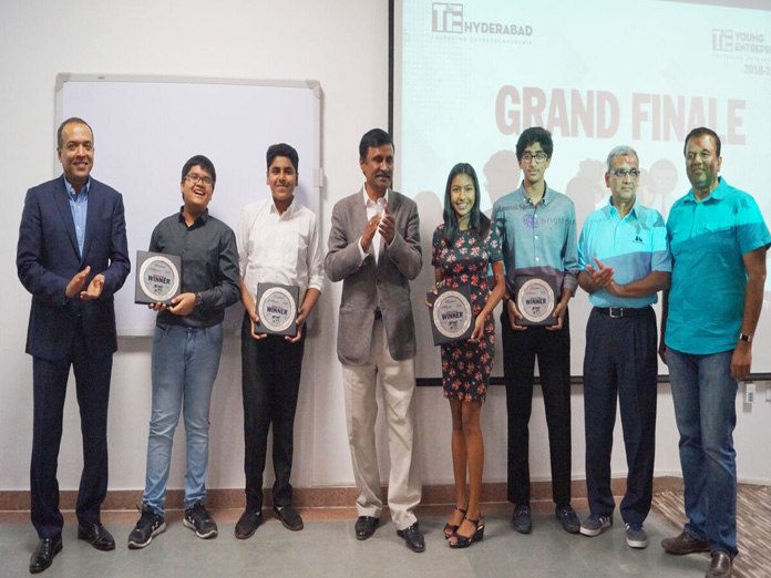 Carbonation wins 8th edition of TYE Innovation Challenge