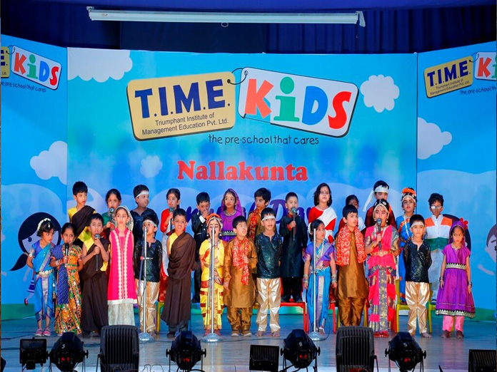 TIME KIDS celebrate 11th Annual Day
