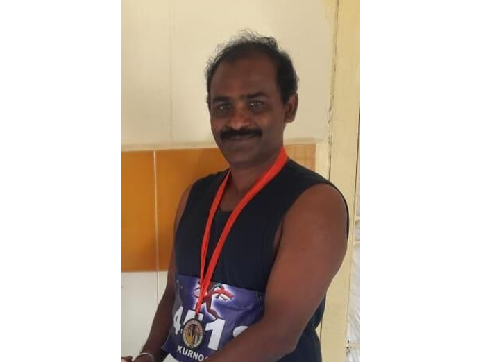 TV Rao selected for national master athletics