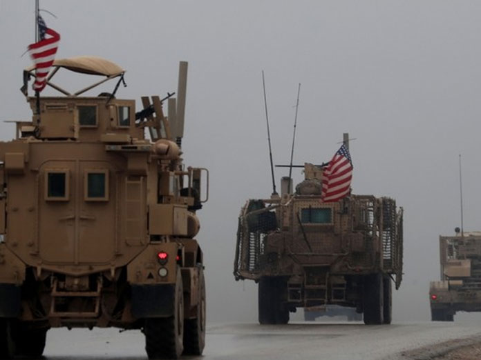 US military removes some equipment from Syria: official