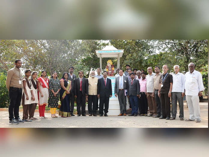 Birth anniversary of Swami Vivekananda celebrated