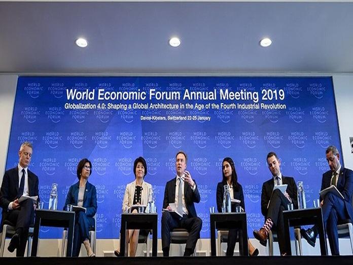 Global recession unlikely as yet: Davos leaders