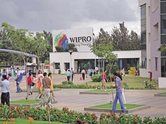 Wipro Q3 net profit rises 31.8 perccent to Rs 2,544.5 crore