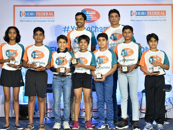 Two Hyderabad students emerge as Young Champs