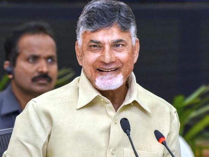 TDP can only protect state rights: Chandrababu Naidu