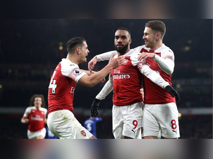 Premier League: Arsenal see off Chelsea to breathe life into top-four ambitions