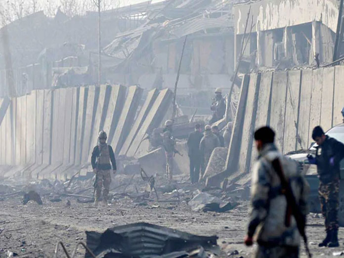 Indian killed in Afghan bomb attack: MEA