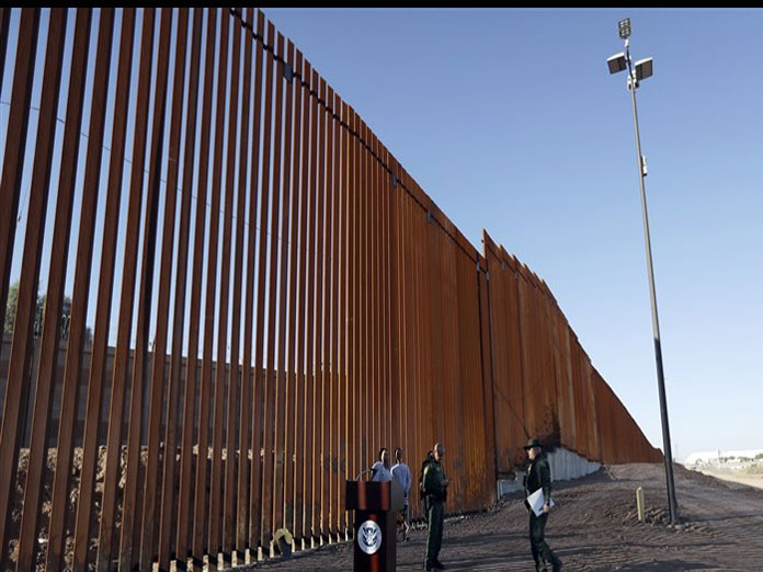 Column: Why Trump's border wall would backfire on him