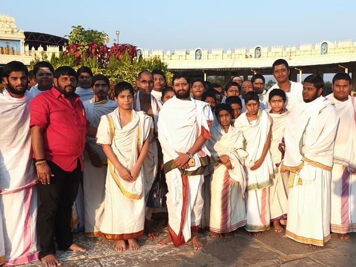 Kalyana Mastu for Brahmin brides