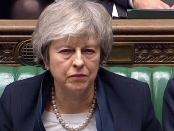 After MPs shred EU divorce deal, British PM unveils Brexit