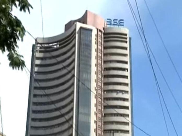 Sensex jumps 100 points; Nifty reclaims 10,900 mark