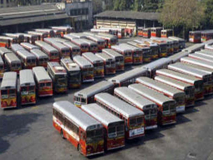 BEST buses strike in Mumbai enters 7th day, private cabs get costlier