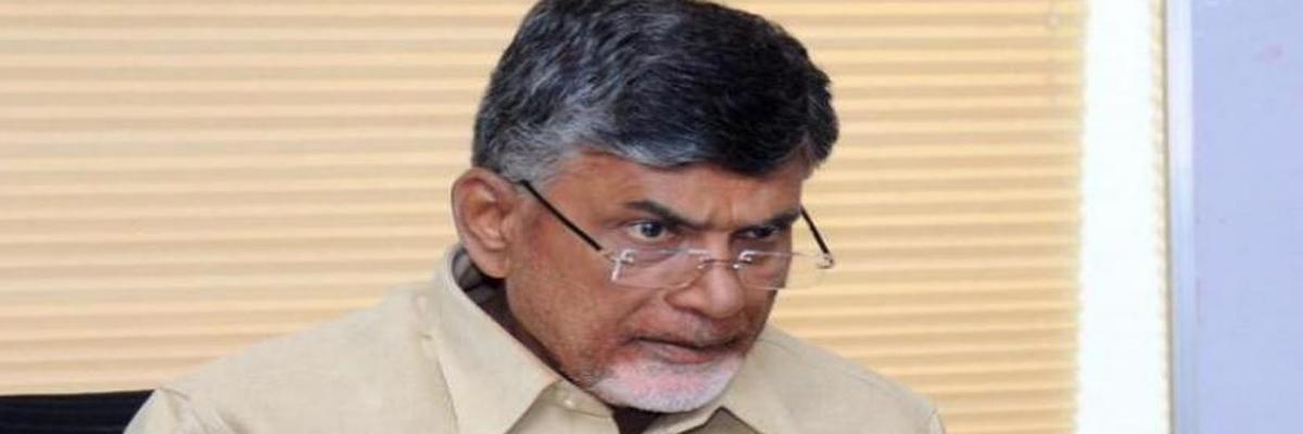 BJP leaders seek case against Chandrababu Naidu