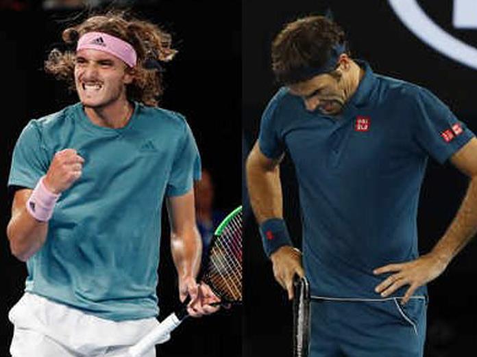Australian Open: Federer knocked out by Greek powerhouse Tsitsipas