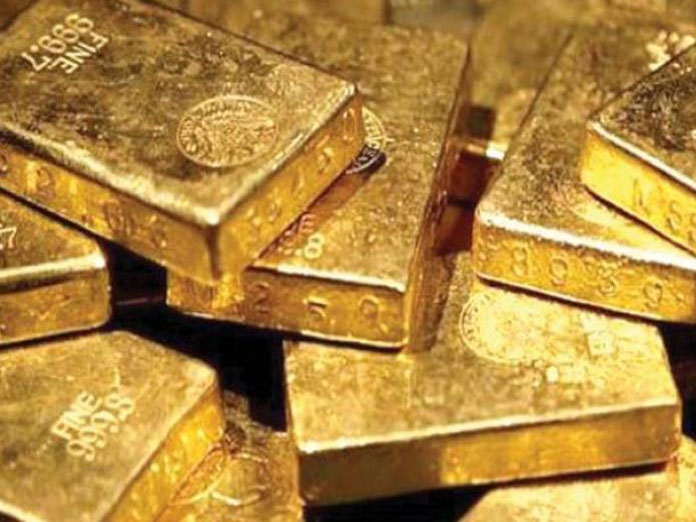 Gold rises on jewellers
