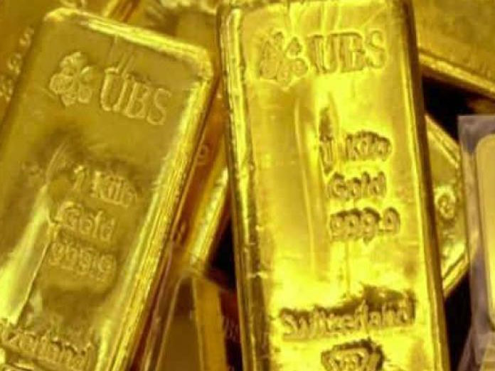 Gold slips Rs 70 per 10 gm on muted demand