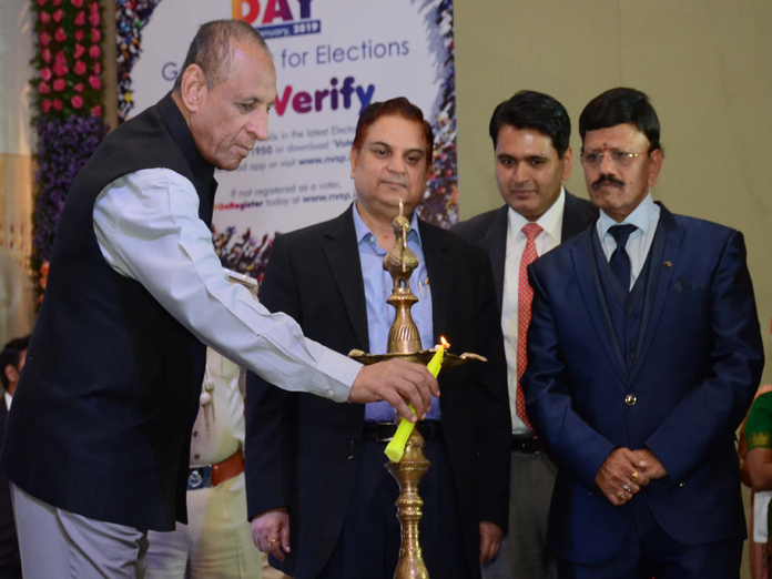 Exercise vote without fail: Governor ESL Narasimhan to people