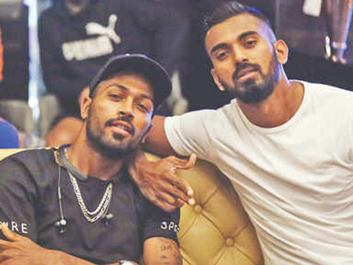 Pandya, Rahul out from Aus-Ind 1st ODI amid recommendation of suspension