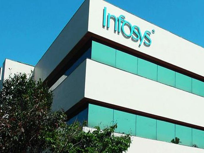 Infosys shares gain nearly 4 per cent on share buyback