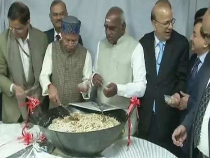 Printing of Budget documents begins with Halwa ceremony