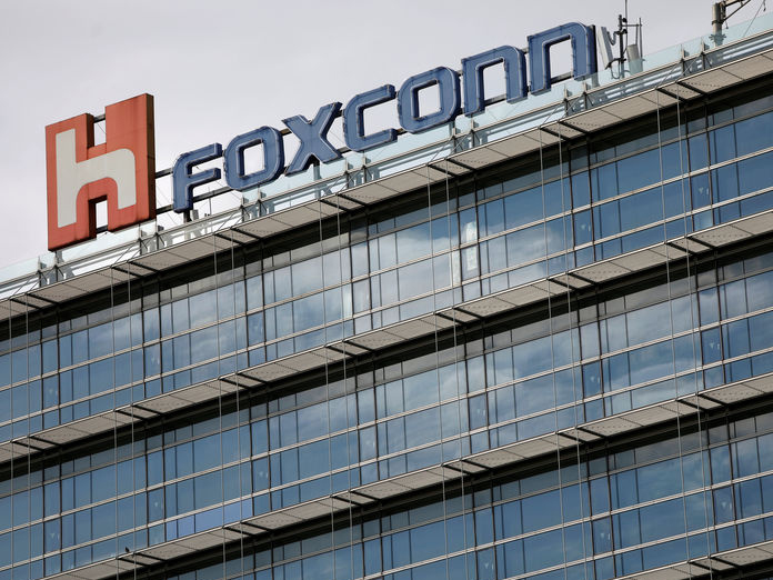 50,000 jobs to open up at Foxconn