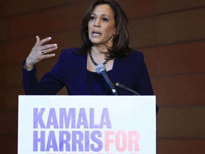 US democracy under attack like never before: Kamala Harris