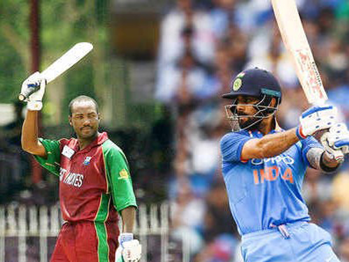 India vs New Zealand: Virat Kohli overtakes Brian Lara on ODI run-scorers list
