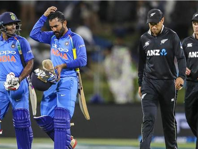 4th ODI: Boult carnage help New Zealand outsmart India