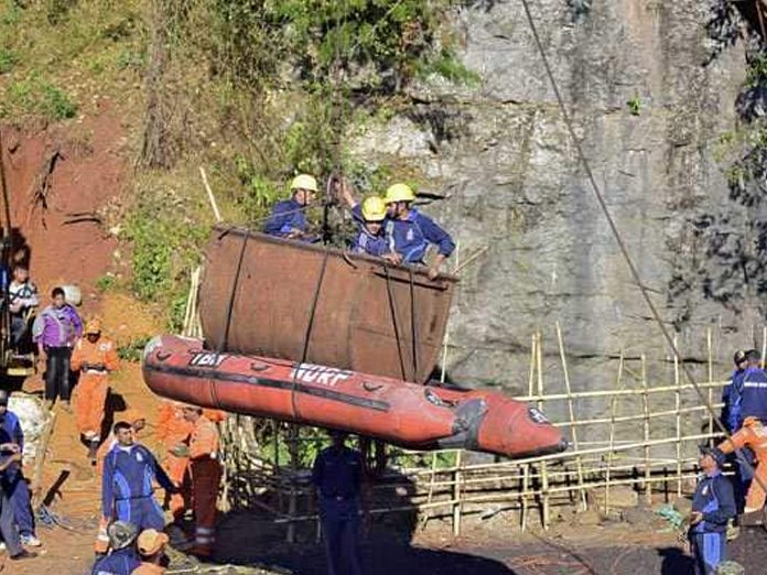 Retrieve Bodies Of Meghalaya Miners; Even A Finger Or Bone, Say Families