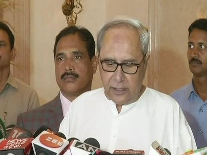 BJD not to be part of Mahagathbandhan, says Naveen Patnaik